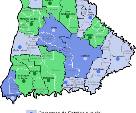Desarrollo de la Estrategia de territorio en Oeste Paraná